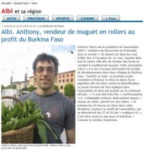 2009-05-02 vente de muguet